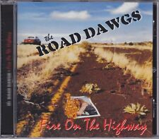 CD THE ROAD DAWGS - Fire On The Highway / US-Southern Rock 2003