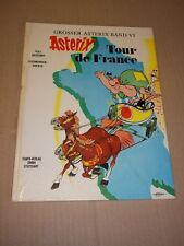 ASTERIX - TOUR DE FRANCE (1971) GOSCINNY & UDERZO  EDIT. ALLEMANDE / AUF DEUTSCH