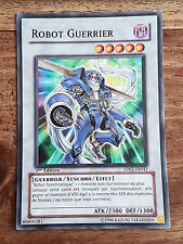 Carte Yu-Gi-Oh ROBOT GUERRIER 5DS2-FR042 1ère Edition VF Commune