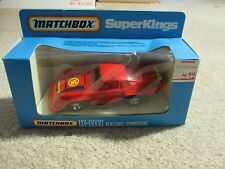 Matchbox Super-Kings K-101 Racing Porsche Sunoco Die-Cast MIB See My Store