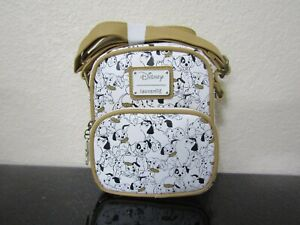 Loungefly Disney 101 Dalmatians Cookie Crossbody Bag New With Tags