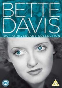 Bette Davis 100th Birthday Box Set [DVD], Good DVD, Claude Rains, Paul Henreid,