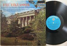 Haydn Quantz Dittersdorf Frühklassiek Concerti Telefunken Vinyl Stereo NM-