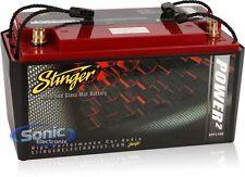 Stinger SPP1700 1700 Amp SPP Series Dry Power Cell Car Battery w/ Steel Case