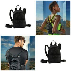 Mini Backpack Small Sports Fitness Camo Valuables Pouch Bag Rucksack Handbag
