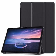 Etui Mince pour Samsung Galaxy Tab S4 Sm T830 T835 10.5 Housse pour IPAD Noir
