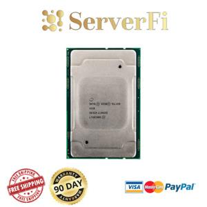 Intel Xeon Silver 4110 2.10GHz Eight-Core CPU SR3GH