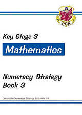 KS3 Maths Numeracy Strategy Workbook - Book 3, Levels 6-8: Workbook 3 (Levels 6-