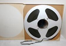 "Rare Scotch 203 Professional 10 1/2"" Metal Reel to Reel Tape Reel ~ Box~Vintage"