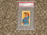Done Paskert T206 Sweet Caporal Iconic Set 1909 Cincinnati RARE CARD Good PSA 2