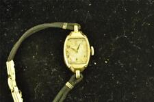 VINTAGE LADIES HAMILTON WRISTWATCH CALIBER 721 FROM 1949 RUNNING
