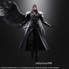 Play Arts Kai Final Fantasy VII 7 Advent Children Sephiroth Action Figure PA