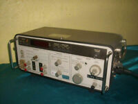 HP 3552A Transmission Test Set (CCITT) 40Hz-60kHz AS IS
