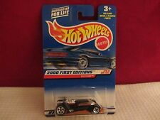 Hotwheels  2000-089a First Editions  Vulture  5sp Wheels   NOC 1:64 scale (916)