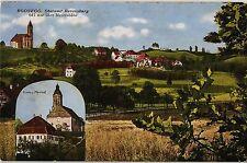 Normalformat Ansichtskarten aus Baden-Württemberg mit dem Thema Dom & Kirche