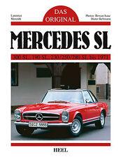 Mercedes SL - Das Original (300 190 230 250 280 W198 W121 W113 Pagode) Buch book