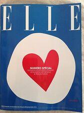 FRENCH ELLE MAGAZINE NUMERO SPECIAL PARIS ISSUE NOVEMBER 2015