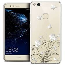 "Coque Crystal Gel Pour Huawei P10 LITE (5.2"") Souple Summer Papillons"