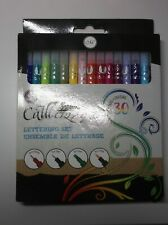 Manuscript Calli Creativo Letras Juego 30 Colores