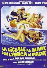 La Liceale al mare con L'amica di Papa' DVD 58712 quinto Piano