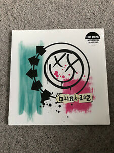 Blink 182 Self Titled Vinyl LP 2011 NEW Hot Topic First Press Exclusive / 2000