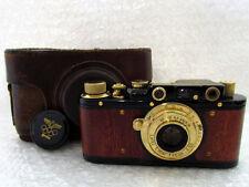 Leica-II(D) Olympiada 1936 Berlin WWII Vintage Russian RF 35mm Camera Excellent