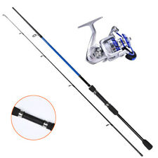 New Rod and Reel Fishing Combo AL2000 Series Spinning Reel  1.8 Meter Rod