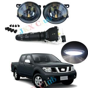 OEM LED Fog Light Headlight Turn Signal Switch Kit for Nissan Frontier 2005-2021