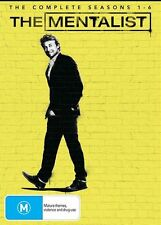 The Mentalist : Season 1-6 (DVD, 2014, 31-Disc Set)