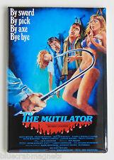 The Mutilator FRIDGE MAGNET (2 x 3 inches) movie poster horror