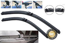 "VW PASSAT 2002 -2005 BRAND NEW FRONT  WINDSCREEN WIPER BLADES 21""20"""