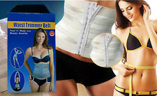 Waist Trimmer Tummy dimagrante Cintura ADDOMINALE LOMBARE Supporto Body Shaper Cincher