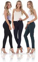Ladies Autograph Quality Skinny Jeans Womens Slim Fit Denim Cotton Stretch