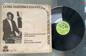 "Cumb Assemble (Celestine Ukwu Memorial Band) ""S/T"" Afro Highlife LP RAS Nigeria"