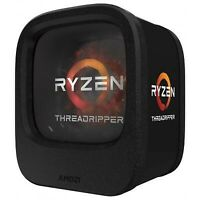 AMD Ryzen Threadripper 1900X Socket TR4 3.8 GHz 14 nm 8-Core CPU