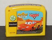 Leap Frog My First LeaPad  Disney Cars Cartridge