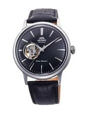 Orient Bambino Open Heart AG0004B Black Classic Watch