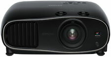 Epson EH-TW6600 3D FullHD 1080p Projector, black, AU / International version