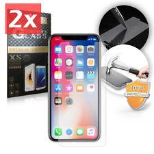 2x Apple iPhone 8 Plus - Panzerfolie Glas Schutzglas Schutzfolie Displayschutz