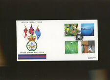 2000 People & Place British Forces Postal Services 2591 Official FDC