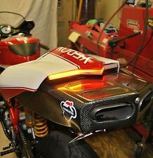 Ducati 749 Fender Eliminator Kit - New Rage Cycles tail led race motogp