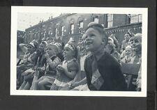 Nostalgia Postcard Morpeth Street Eastend of London  Coronation Party 1953