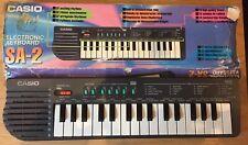 Casio SA-2 Keyboard