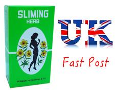 500 Bags 10 Boxes GERMAN SLIMING HERB TEA Slimming Weight Loss Detox Green Tea