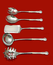 Old Master by Towle Sterling Silver HHWS  Hostess Set 5pc Custom Made