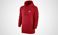 NWT Nike Club Men's Pullover Fleece Hoodie Various Sizes/Colors 804346