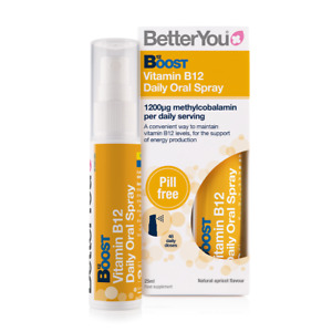 Better You Boost Oral B12 Spray - 25ml ( Free Delivery )