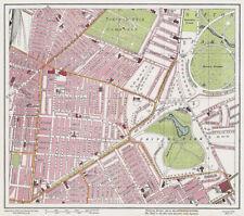 Liverpool 19201929 Date Range Antique Europe Sheet Maps eBay