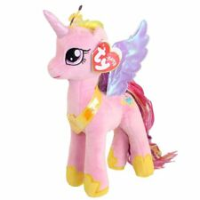 Authentic Ty My Little Pony Plush Soft Doll Toy 23 cm - Cadance Licensed New