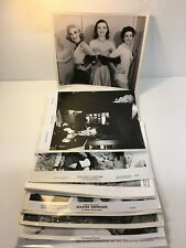 Lot Of 16 Glossy Movie Stills, Photos, Black and White
